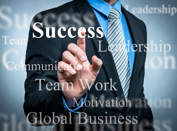 success leadership global business motivation